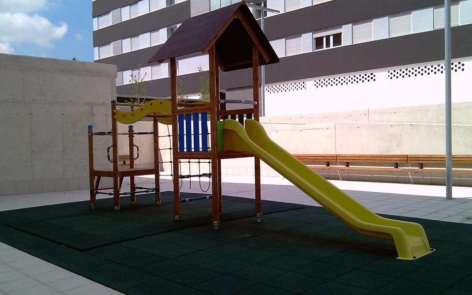 Juegos Infantiles y Parques Saludables