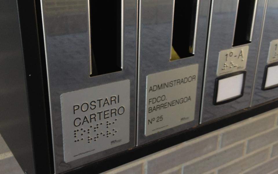 Buzones Postales